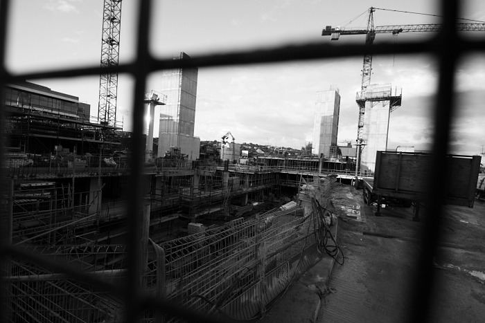 The Elysian Building Site