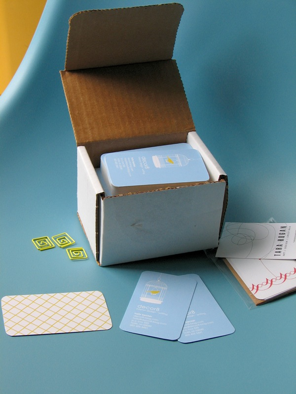 Ink + Wit: Biz Cards Update
