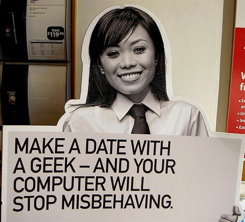 Geek dating?