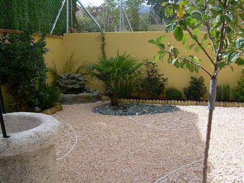 jardín japonés, 20m2