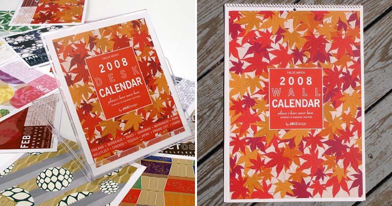 Win JHill Design Calendars