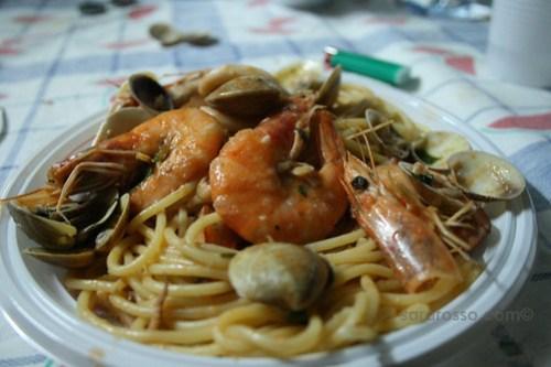 Spaghetti allo Scoglio - ai Frutti di Mare