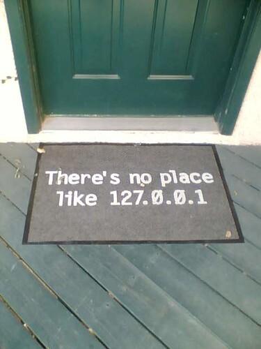 Geek lives here