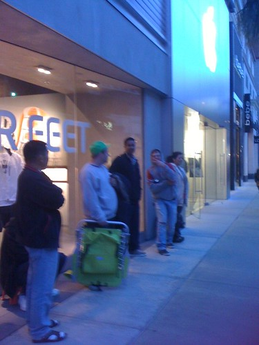 iPhone 4 Line