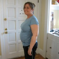 new belly photos: week 20