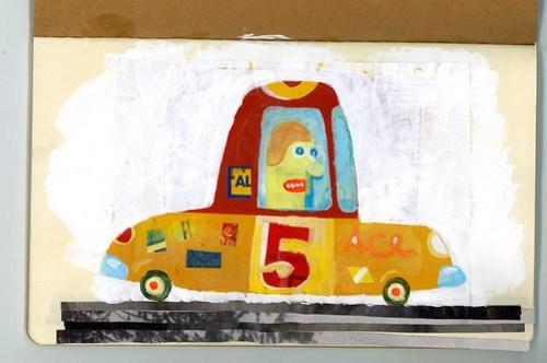 race car 5