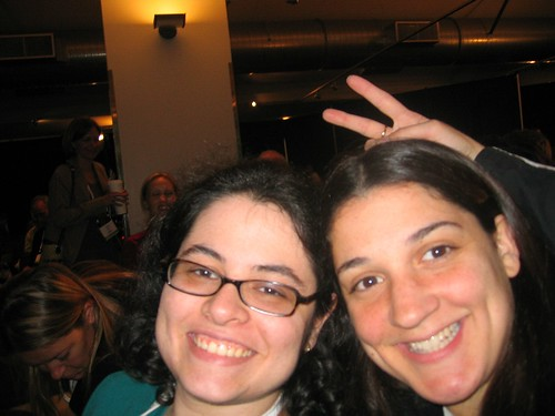 Tamar Weinberg and Lisa Barone - SMX Seattle 2007