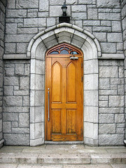Side Door, Youngnak Presbyterian Church