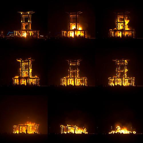 Temple of Forgiveness Burn by BURИBLUE.