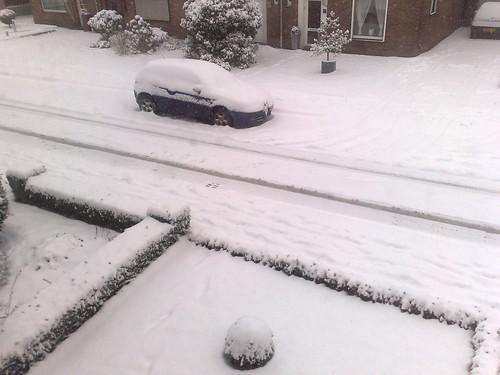 Dat is pas een pak sneeuw!