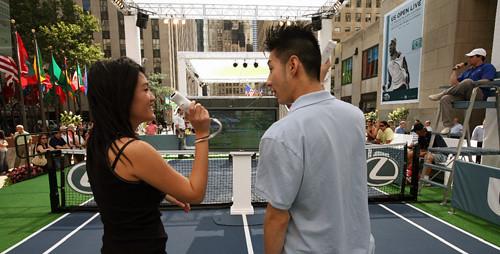 lexus wii tennis