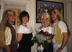 Gunnar, Brenda, Kelly, Matt