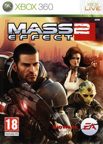 Mass Effect 2 - box