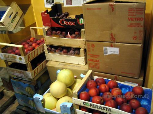Fruit at Il Massimo del Gelato