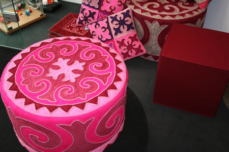 Power Poufs!