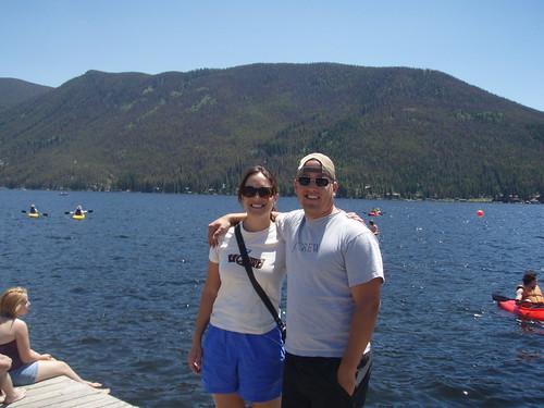 Siblings, Grand Lake, Colorado