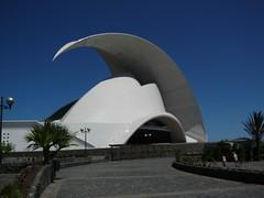 Calatrava´s Auditorio de Tenerife
