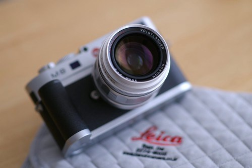 Leica and Cosina