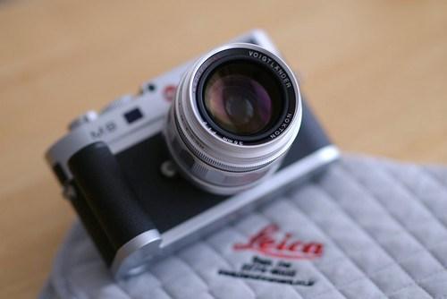 Leica and Cosina