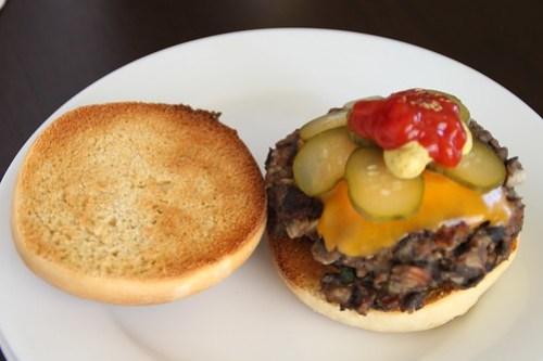 white wheat burger buns
