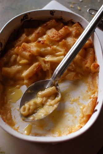 final mac and cheese