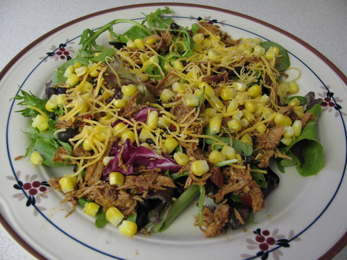 My Spicy Chicken Salad
