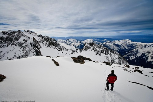 Colchuck - At the Summit