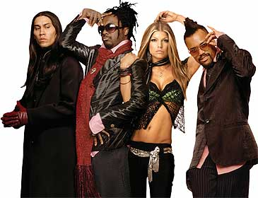 Black Eyed Peas: Fusion de Pop, Hip Hop y Electronica