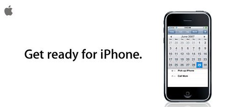 get ready for iPhone