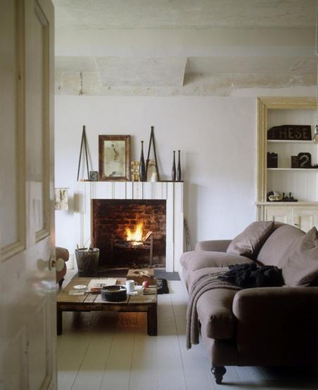Feeling Relaxed for Fall @ Living Etc.