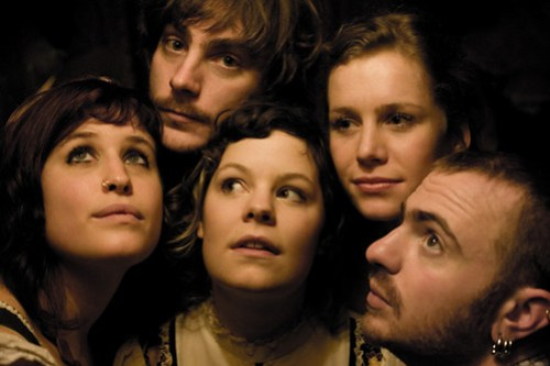 Moulettes play live December 9th at Hare & Hounds (Room 2), Kings heath, Birmingham