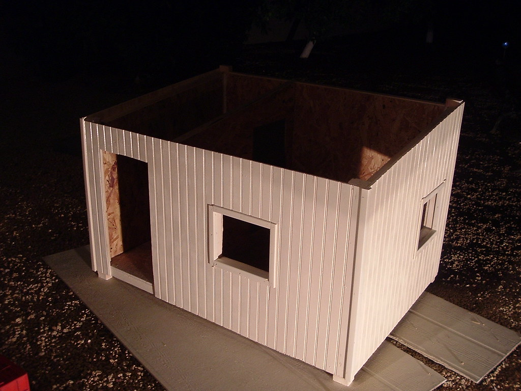 Fullsize Of Air Conditioned Dog House