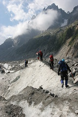 """Mer De Glace • <a style=""""font-size:0.8em;"""" href=""""http://www.flickr.com/photos/77968807@N00/1330936050/"""" target=""""_blank"""">View on Flickr</a>"""