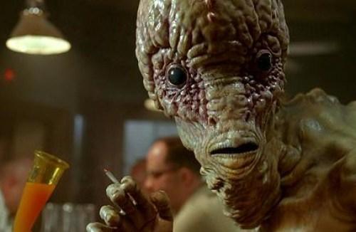 Naked lunch de David Cronenberg