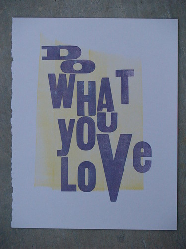 Lot 9 Press - Do what you love