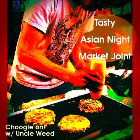 Tasty Asian Night Market Joint