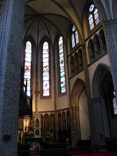 Altar, Myeongdong Cathedral
