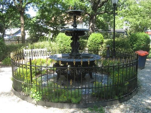 Great Oak Commons Fountain