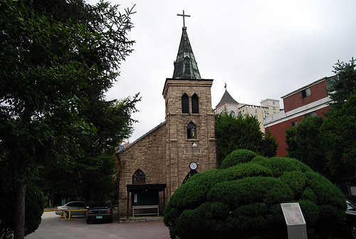 Uijeongbu 2-Dong Catholic Church