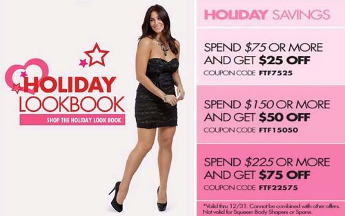 spend and save at FTF