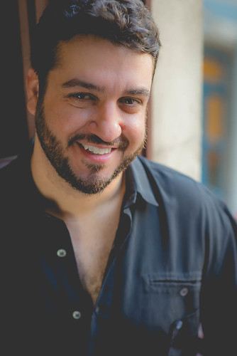 Érico Rodrigo - Professor de dança