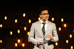 Mingshu Wang @ TEDxUGA 2016: Illuminate
