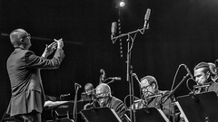 Norrbotten Big Band plays Quincy Jones - Vellu Halkosalmi kapellimestari