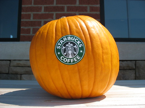 Starbucks Pumpkin?