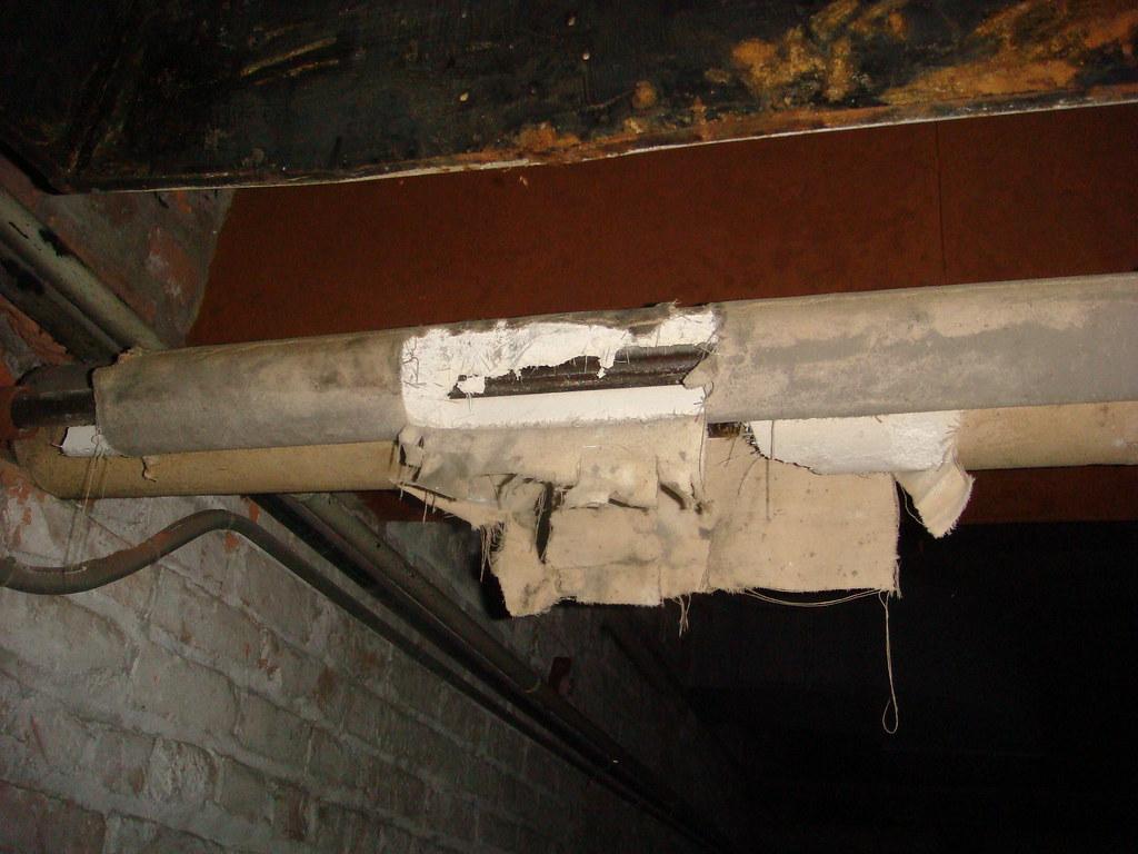 Fullsize Of Asbestos Pipe Insulation