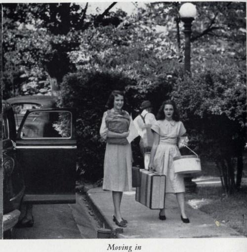 1940s college days