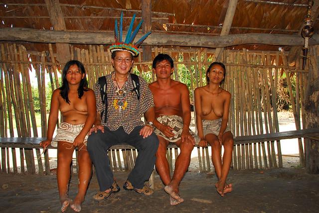 small tribal girls
