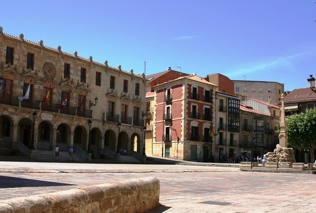 Plaza Mayor, Soria