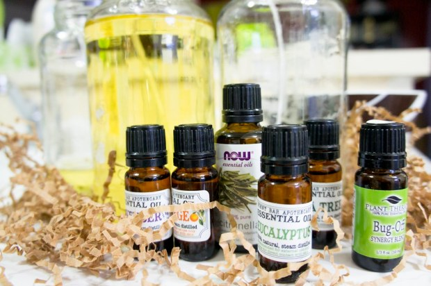Essential Oils for DIY Bug Repellent Candles