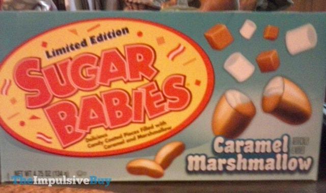 Limited Edition Caramel Marshmallow Sugar Babies